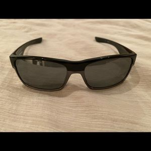 Oakley Two Face polarized sunglasses.